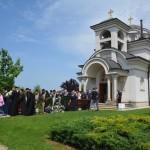 Сахрањен прота Раде Миловановић на Новом гробљу у Крушевцу