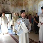 Света Архијерејска Литургија у Маћији