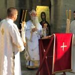 Посета Владике Давида Епархији далматинској (ФОТО-ГАЛЕРИЈА)