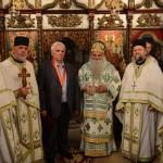Литургијска радост у цркви Лазарици у Крушевцу
