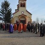 Света архијерејска Литургија у Селу Варварину