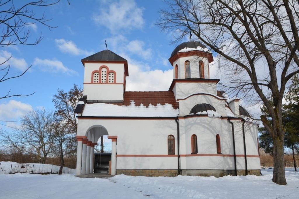 Манастир Светог пророка Илије у Великој Дренови