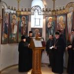 Јутарњи поредак у цркви Лазарици
