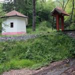 Манастир Светих Јоакима и Ане, Стрмац