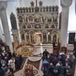 Пастирска посета Епископа Давида и братски састанак свештенства у Трстенику