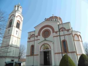 Trstenik crkva