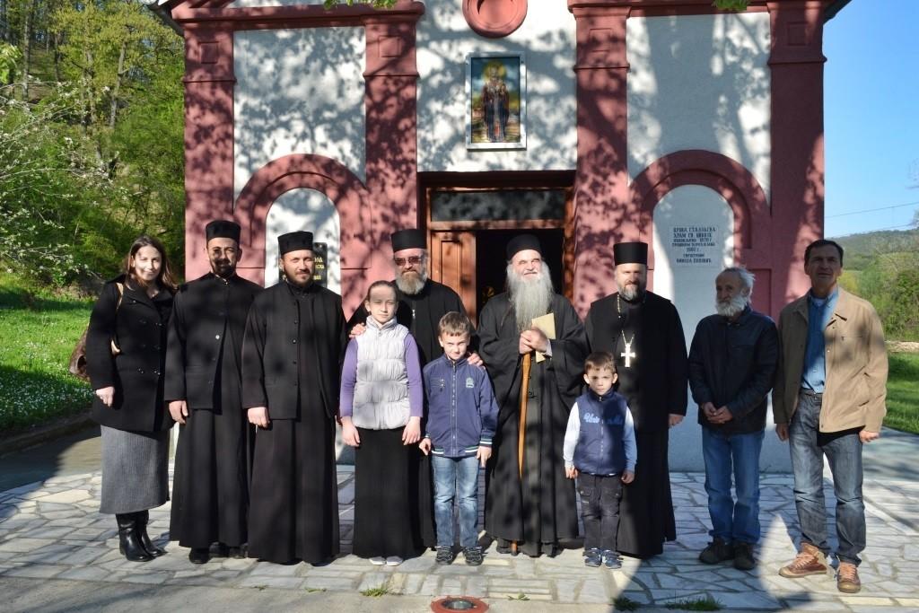 Manastir Svetog Nikole Braljina