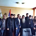 Света Литургија Василија Великог на Велику Суботу у ВП Дому у Крушевцу