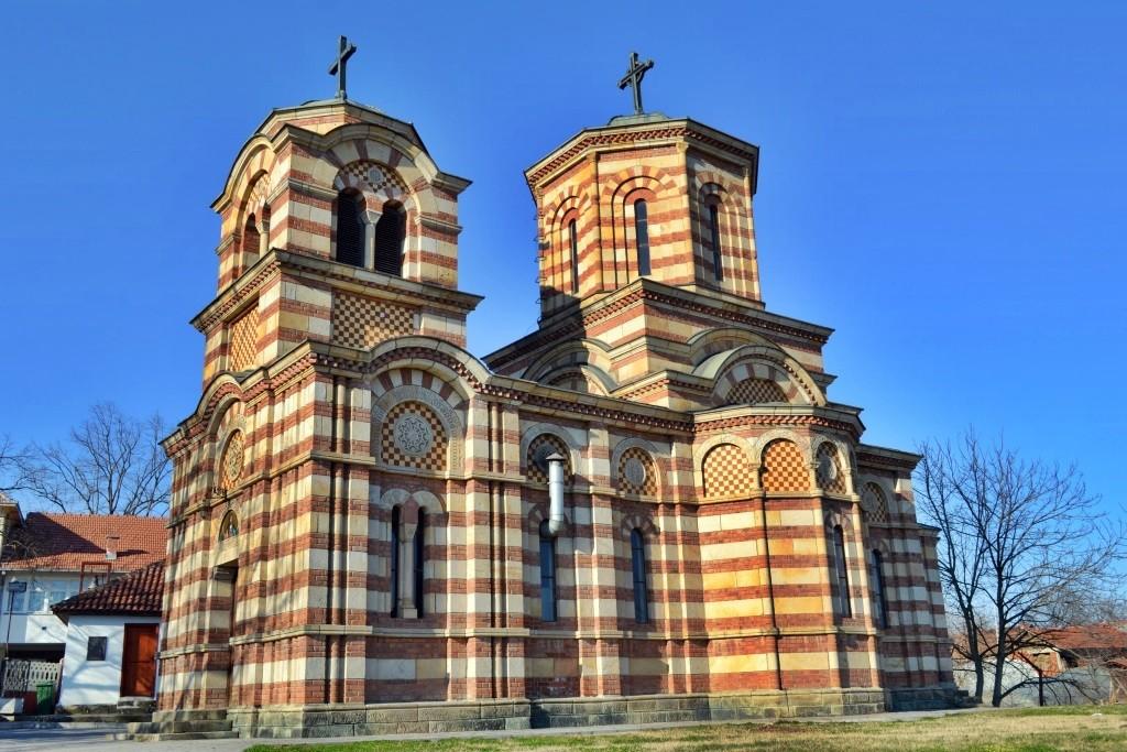 Црква Вазнесења Христовог у Великој Дренови