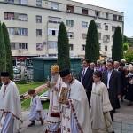 Свечано прослављена храмовна слава Саборне цркве у Крушевцу – Ђурђевдан