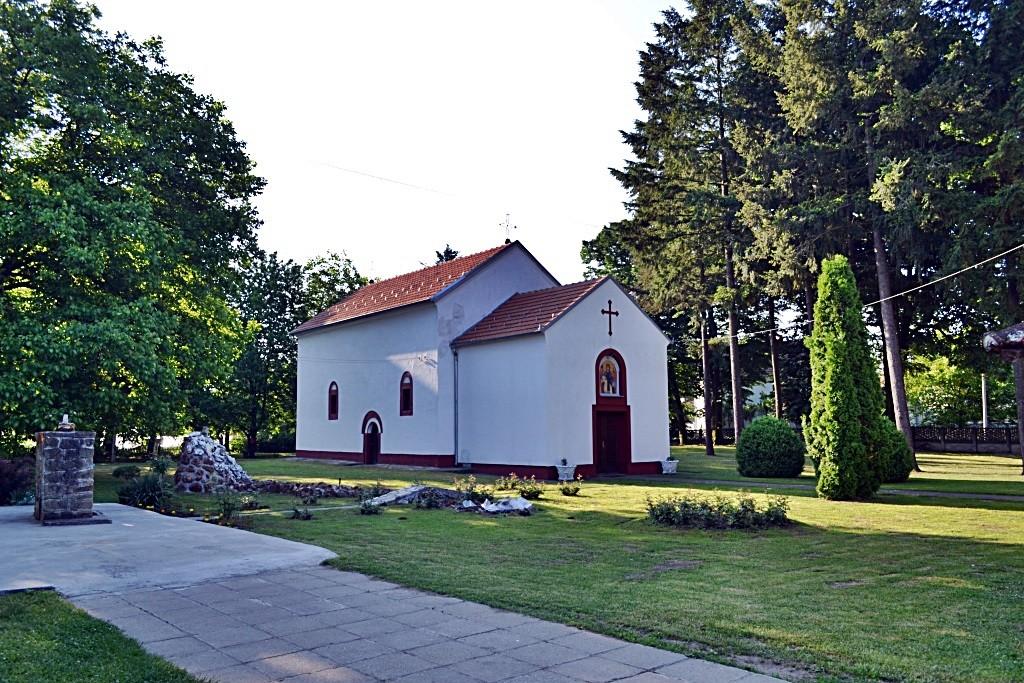 црква св. ап. петра и павла у стопањи