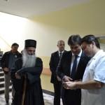 Епископ Давид посетио крушевачку болницу