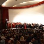 """Војни оркестар """"Станислав Бинички"""" одржао концерт у Крушевцу"""