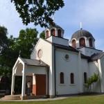 Бденије уочи светих лекара Козме и Дамјана у селу Модрица код Крушевца