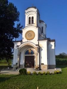 Crkva Sv Nedelje Konjuh