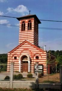 Crkva Sv Nikole Medvedja