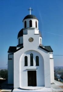 Crkva Vaskrsenja Hristovog Odzaci