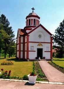 Crkva Vaznesenja Gospodnjeg Milutovac