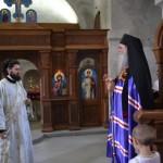 Бденије у храму светог пророка Илије у Ражњу