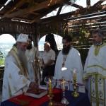 Света Архијерејска Литургија на Кознику