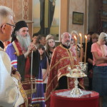 Свечано прослављена храмовна слава у Шанцу