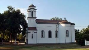 Црква Светог пророка Илије у Обрежу