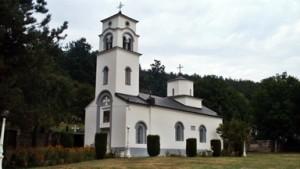 Црква Светог Јована Крститеља у Орашју
