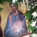 Поновно мироточење икона у манастиру Светог Луке у Бошњану
