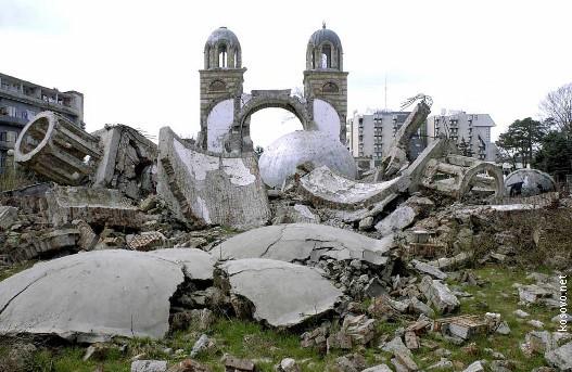 Porusena-crkva-u-Djakovici