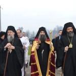 Свети Николај Мирликијски, крсна слава Епископа крушевачког Давида, свечано прослављен на Багдали