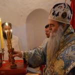Епископ Давид служио Свету Литургију у манастиру Светог Николе у Земаници