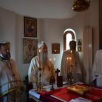 Света Архијерејска Литургија у манастиру Светог Луке у Бошњану