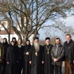 Епископ Давид служио Свету Литургију у манастиру Светог Илије код Велике Дренове