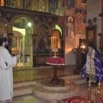Свечано бденије уочи Светог Саве у крушевачкој Саборној цркви