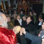 Традиционално прослављен Преподобни  Серафим Саровски у манастиру Светог Луке у Бошњану