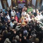 Свечано прослављен празник блажене Ксеније Петроградске у Мудраковцу
