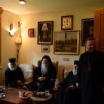 Владика Давид у епархијској резиденцији примио монаштво Епархије крушевачке