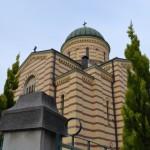 Читање дванаест Страдалних Јеванђеља у Саборном храму у Крушевцу