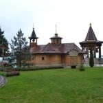 Владика Давид на Велики петак служио у манастиру Лешје