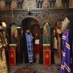 Литургија Пређеосвећених Дарова у Великој Дренови