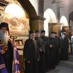 Света Литургија и братски састанак у Александровцу