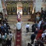 Врбица у Саборном храму у Крушевцу