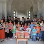 Владика Давид посетио парохију беловодску и манастир Коморане