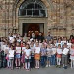 """Свечана додела награда епархијског часописа за децу """"Богомладенац"""""""