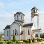 Епископ Давид посетио цркву светог Илије у Великом Головоду