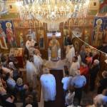 Света Архијерејска Литургија у Суваји код Варварина