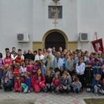 Света Архијерејска Литургија у Доњем Крчину