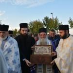 Мошти свете Петке Српске пристигле у Покровску цркву на Расини