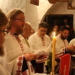 Света Тајна Јелеосвећења и цркви светог Николе у Врбници