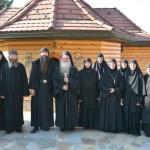 Бденије и Света Литургија у манастиру Лешје код Параћина
